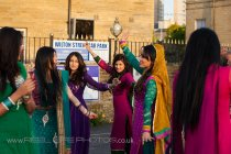 Asian wedding dancing Bradford