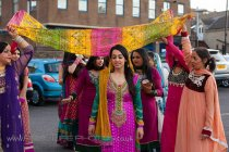 Asian wedding Mehndi Bradford